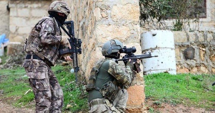 Şırnak'ta terör operasyonu 4 gözaltı