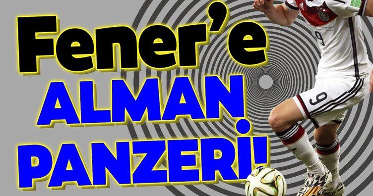 Emre Belözoğlu'ndan Fenerbahçe'ye yılın transferi! Alman Panzeri geliyor...