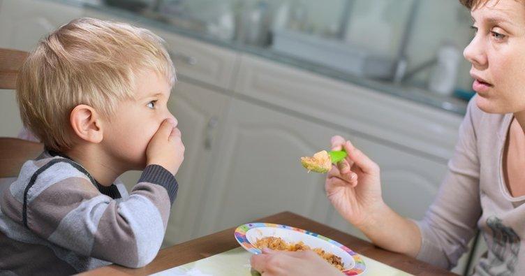 Ebeveynlerin can sıkıntısı: Çocuklarda iştahsızlık!