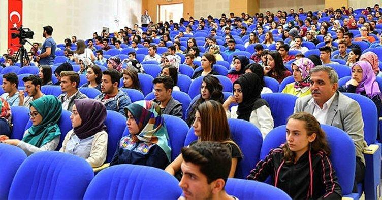 OKÜ'de 'İdari Birimler Oryantasyonu' düzenlendi