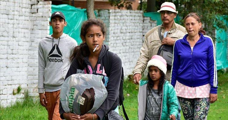 'Venezuela krizi 1 milyondan fazla çocuğu etkileyecek'