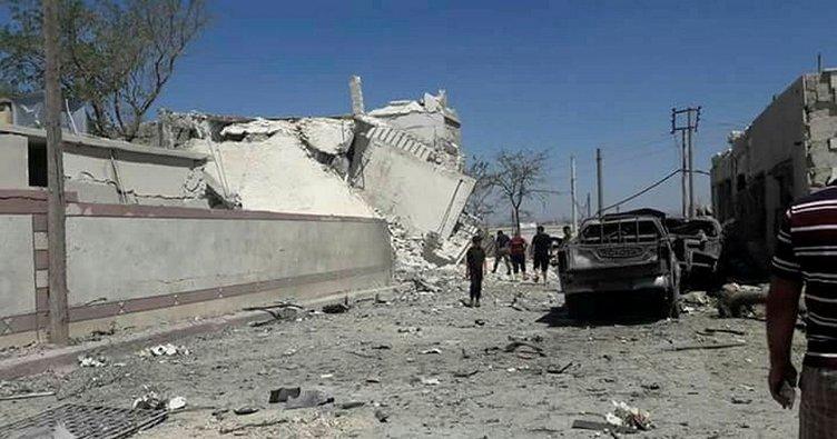 Suriye'de intihar saldırıları: 38 ölü ile ilgili görsel sonucu