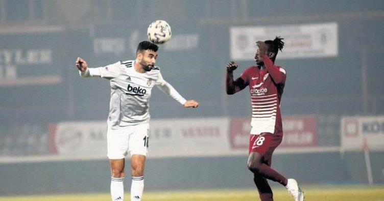 Beşiktaş forması Ghezzal'a yaradı