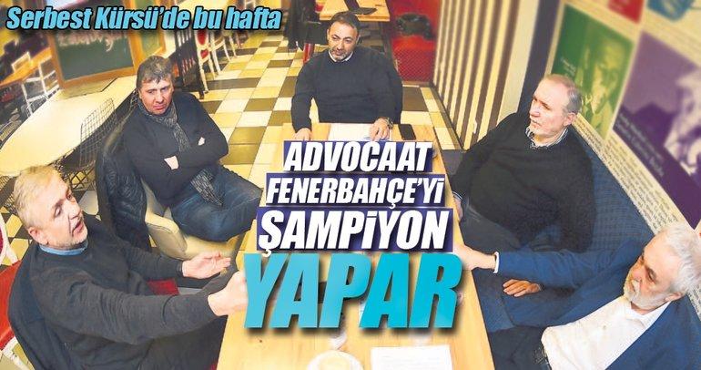 Advocaat Fenerbahçe'yi şampiyon yapar