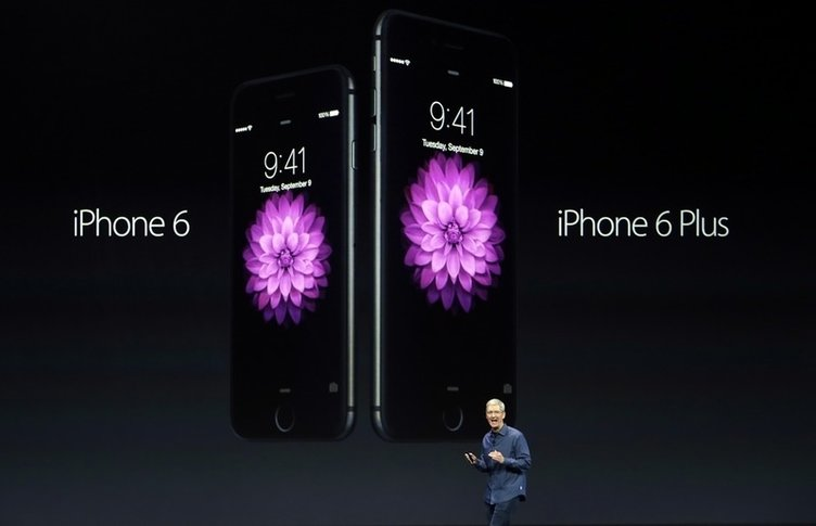 iPhone 6'da hata