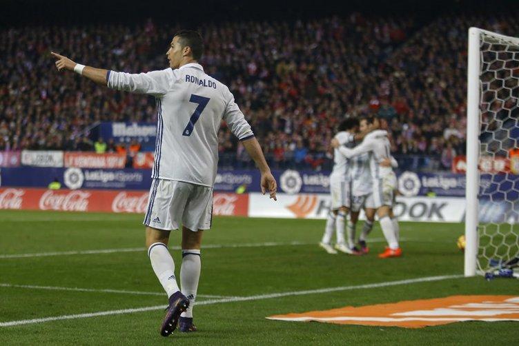 Ronaldo dün gece bir rekor daha kırdı!