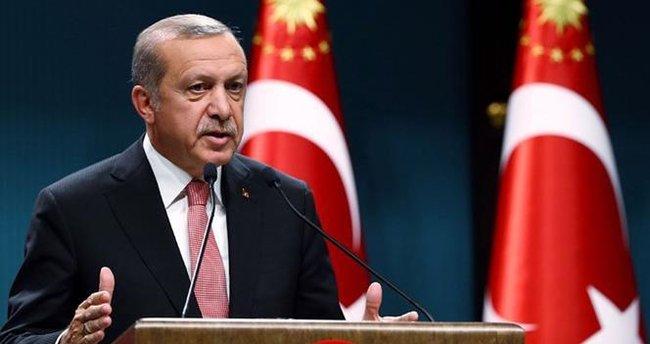 Erdoğan ve Yıldırım'dan Özcan için taziye mesajı