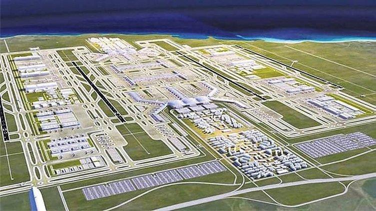 THY yeni havalimanı planını açıkladı