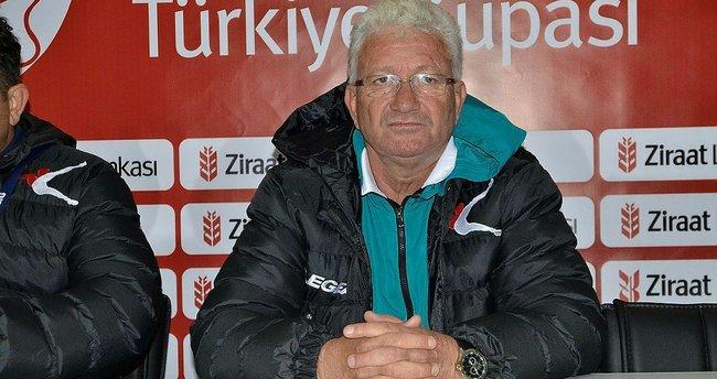 Bandırmaspor'da İsmail Ertekin istifa etti