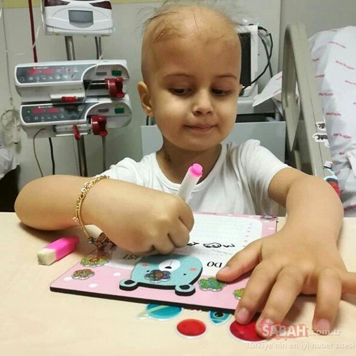 Öykü Arin'in annesinden yürek yakan çağrı: Donör olun ve asla vazgeçmeyin