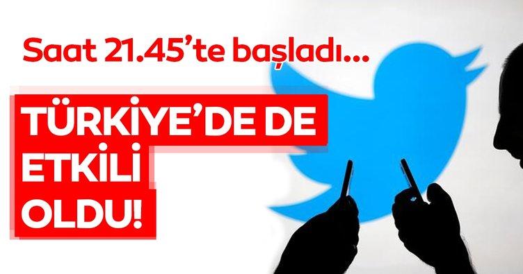 Son dakika haberi: Twitter çöktü mü? Twitter'a neden girilmiyor? Ana sayfa akışı yenilenmiyor sorunu...