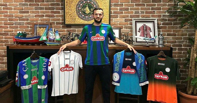 Çaykur Rizespor, Samir Ujkani ile anlaştı