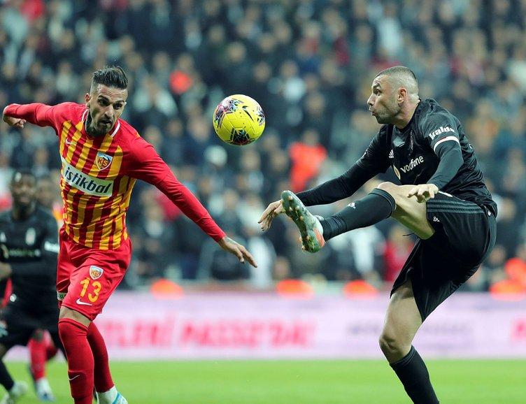 Murat Özbostan Beşiktaş - Kayserispor maçını değerlendirdi