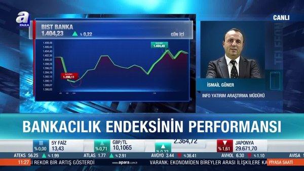 Borsa İstanbul'da makas açıldı! Banka hisseleri ne zaman yükselecek?