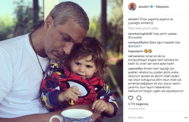 Ünlü isimlerin Instagram paylaşımları (13.09.2017)