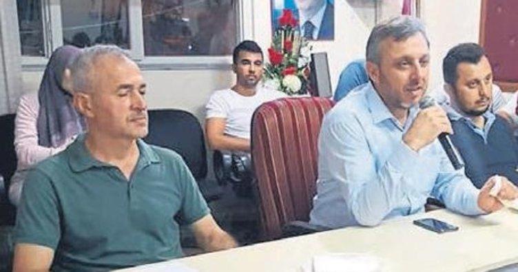 Yılmaz: AK Parti olarak yerel seçimlere hazırız