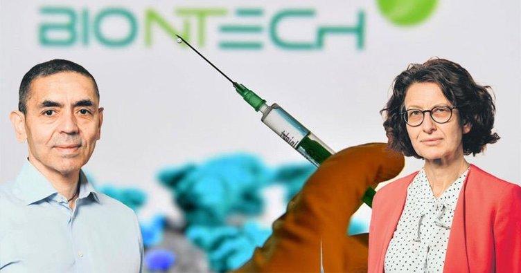Biontech'in kanser aşısı da tamam