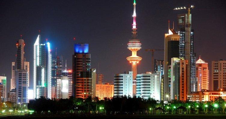 Amerikan heyeti Kuveyt'te