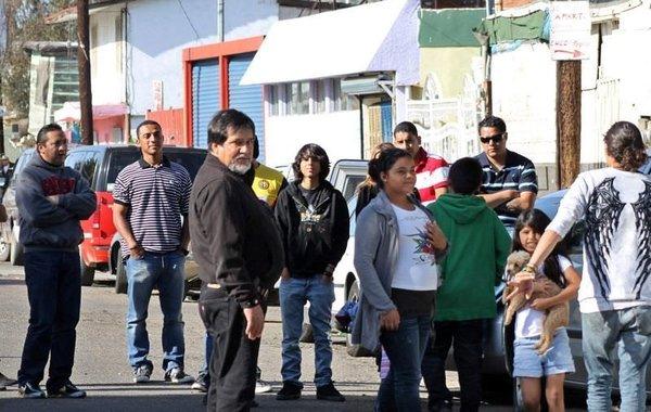 Meksika'da deprem...