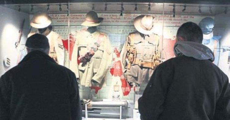 Mobil müzeye Gaziantepliler ilgi gösterdi