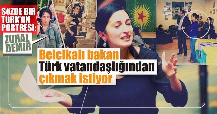 Belçikalı bakan Türk vatandaşlığından çıkmak istiyor