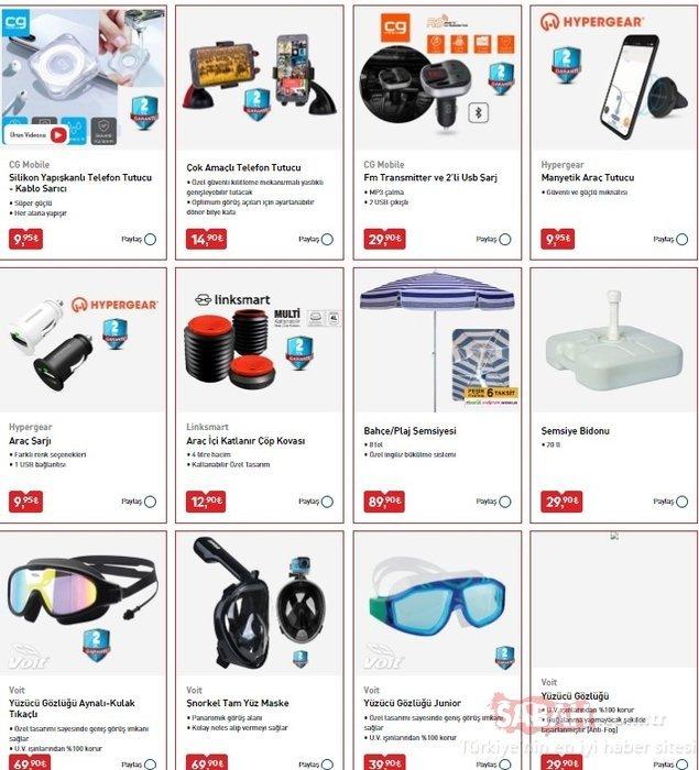 Yeni haftanın BİM aktüel ürünler 10 Temmuz 2020 katalog indirimleri BAŞLIYOR! BİM aktüel ürünlerde bu hafta neler var?