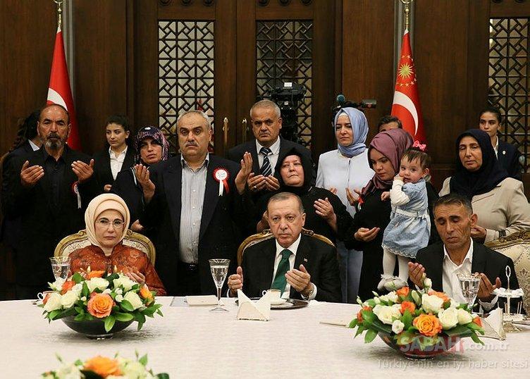 Türkiye ilk iftarını açtı
