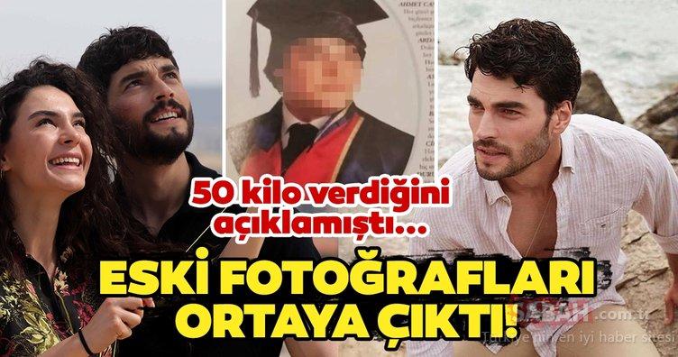 Hercai'nin Miran'ı ünlü oyuncu Akın Akınözü'nün kilolu hali ortaya çıktı! İşte Akın Akınözü'nün kilo vermeden önceki hali...