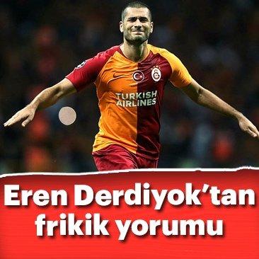 Eren Derdiyok: Gol atıyorsam bu takım sayesinde
