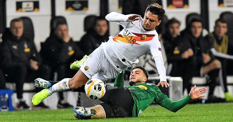 Borussia Mönchengladbach 2 - 1 Roma (MAÇ SONUCU)
