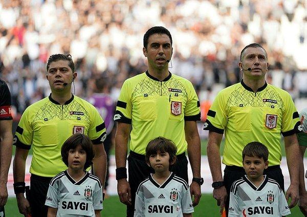 Beşiktaş - Alanyaspor maçından kareler