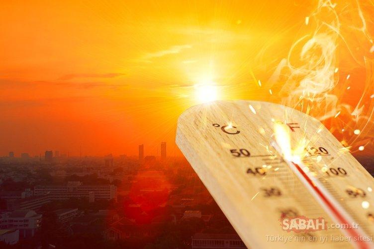 Afrika sıcakları geliyor, beyin kanaması riskine dikkat!