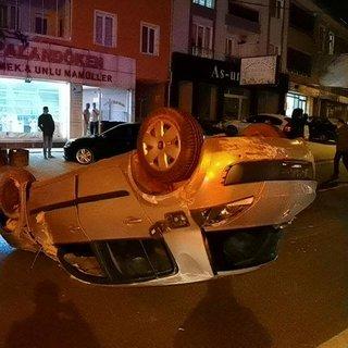Gece yarısı korkunç kaza! Olay yerine gelen ekipler şoke oldu