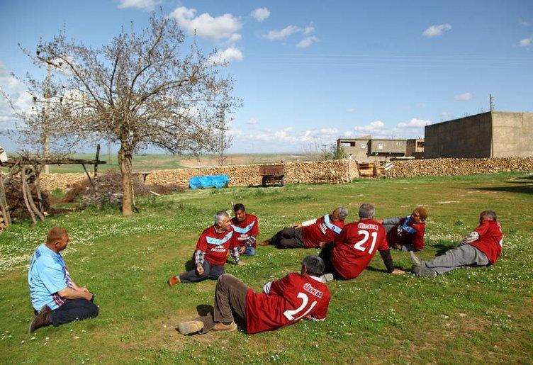 Diyarbakır'ın fanatik Trabzonsporlu köyü