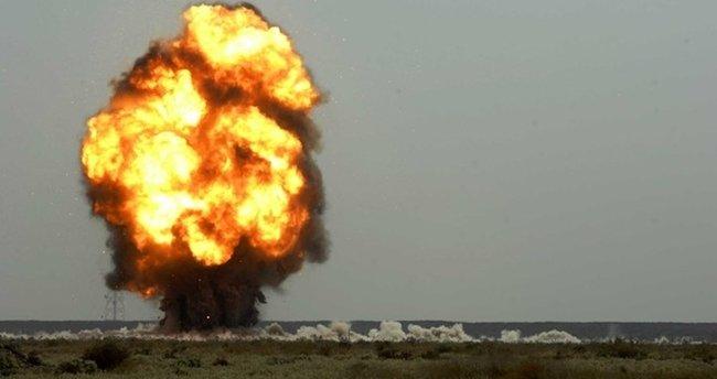 Afganistan'da havan mermisi patladı! Çocuklar öldü!
