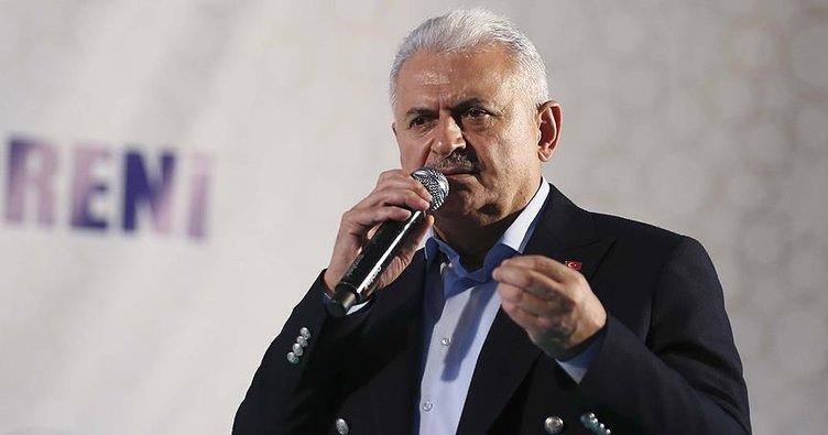 Başbakan Binali Yıldırım'dan Kılıçdaroğlu'na sert tepki