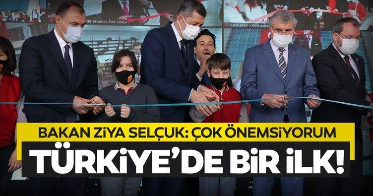 Son dakika haberi: Türkiye'de eğitimde bir ilk! Milli Eğitim Bakanı Ziya Selçuk 'Çok önemsiyorum' dedi ve açıkladı