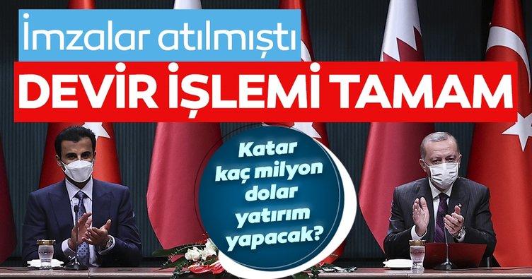 Borsa İstanbul'da pay devri tamamlandı
