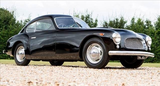 İşte Ferrari'nin 11.Otomobili