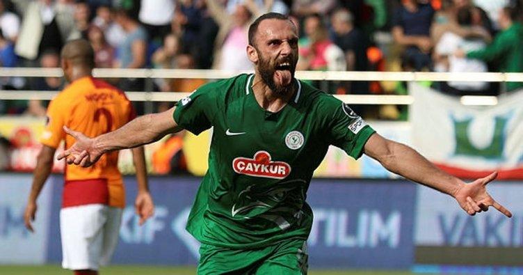 Son dakika: Çaykur Rizespor, Vedat Muriç'in bonservisini açıkladı: 10 milyon Euro!