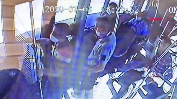 Son Dakika Haberi: Konya'da otobüsteki bıçaklı dehşetin görüntüleri ortaya çıktı   Video
