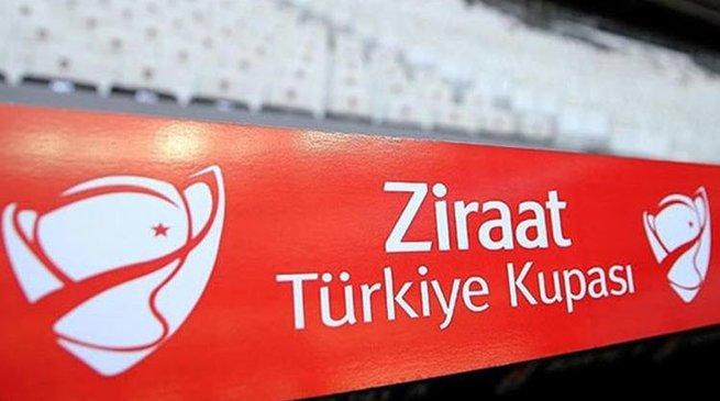 Ziraat Türkiye Kupası'nda ikinci tur tamamlandı