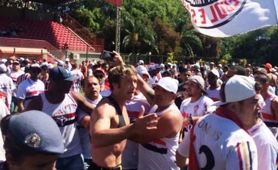 Brezilya'da günün kahramanı: Lugano!