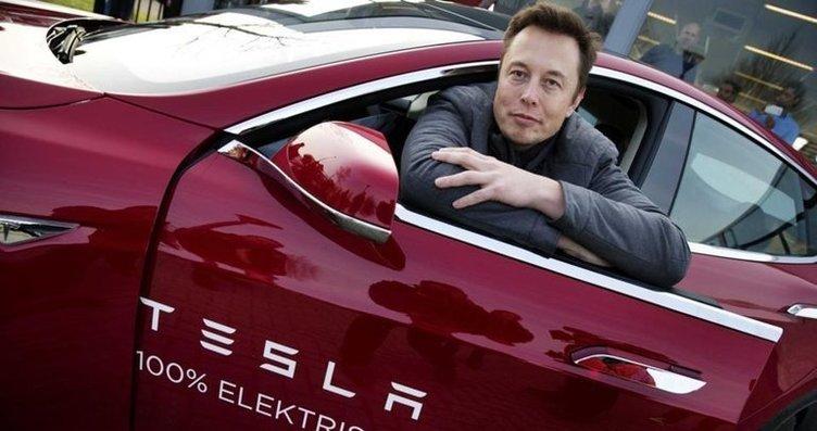 Kriz Tesla'yı da etkiledi! Tesla üretime ara...