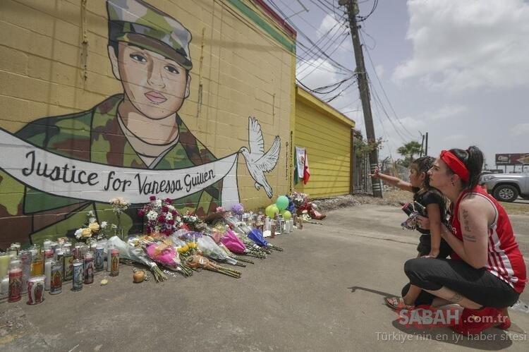 Son dakika: ABD'de tacize uğradığını söyleyen kadın asker ölü bulundu!