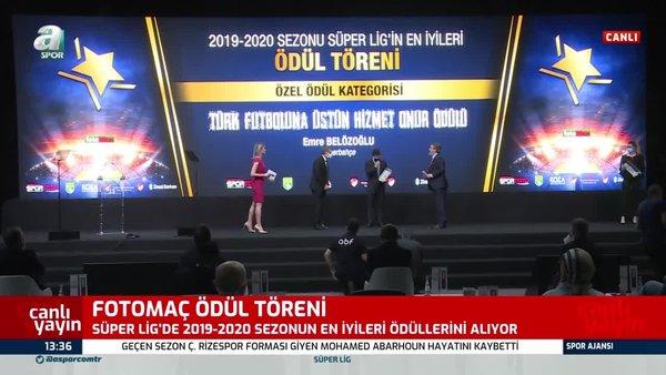 Fotomaç Ödül Töreni'nde Süper Lig'in en'leri belli oldu!