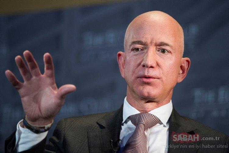 ABD gündemine bomba gibi düşen medya skandalı: Bezos'a çıplak fotoğraflı şantaj