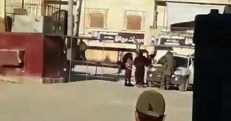 Afrin'de PKK/YPG üyesi iki kadın canlı bomba, eylem öncesi bombalarla yakalandı