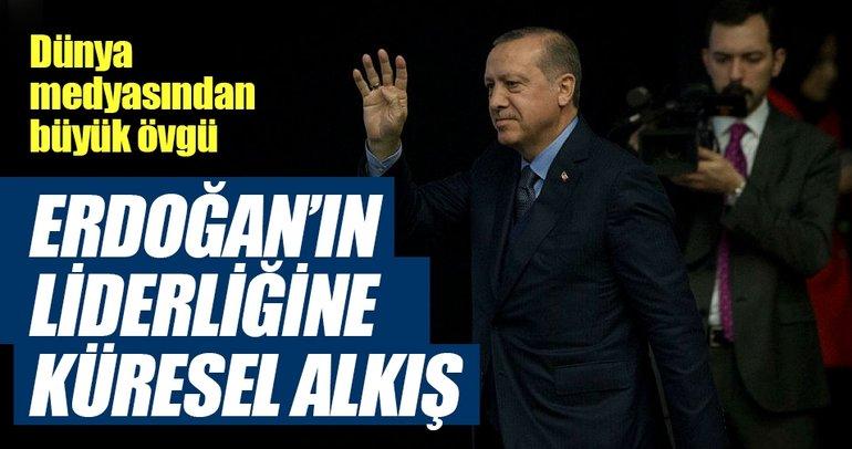 Türkiye övgüsü