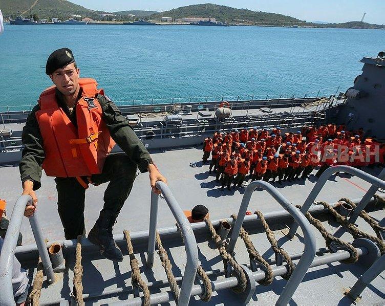 Milli savunma teknolojileri Efes-2018'de sergilendi